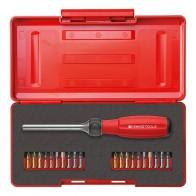 Профессиональный набор со сменными битами PB Swiss Tools PB 8510.R-100 Set