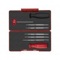 Профессиональный набор динамометрических инструментов PB Swiss Tools с жалами PB 8320.Set A1