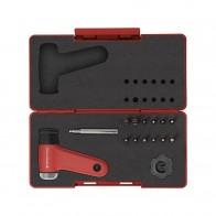 Профессиональный набор динамометрических инструментов PB Swiss Tools с битами PB 8326.Set B1