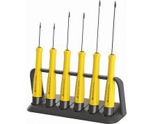 Набор прецизионных шлицевых антистатических отверток PB Swiss Tools PB 8640.ESD